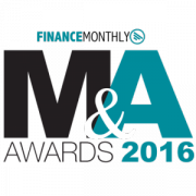 Finance Monthly M&A Awards 2016