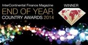 Intercontinental Finance Awards