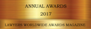 Winner in the category of 'Commercial Law Firm of the Year - Austria'